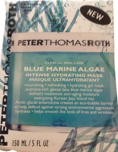 Peter Thomas Roth Blue Marine Algae m=hydrating mask, 5 oz.