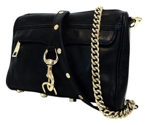Rebecca Minkoff Mini Mac Convertible Shoulder Bag