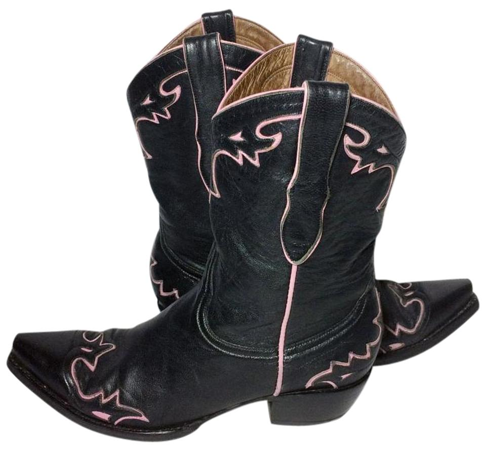 Old Gringo Black Leather Women's Cowgirl Women's Leather Boots/Booties 2dd3f3