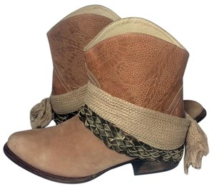 FreeBird Mezcal Size 8 Cowgirl 8 Size 8 Brown Boots