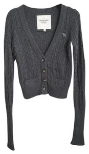 Abercrombie & Fitch Wool Sweater A&f Cardigan