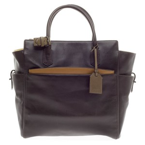 Reed Krakoff Leather Tote in Tricolor
