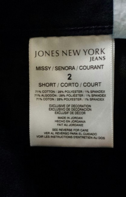 Jones New York Indigo Slimming Straight Leg Jeans
