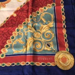 Givenchy Vintage GIVENCHY silk scarf