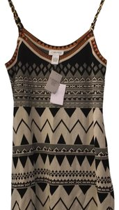 Carmen Marc Valvo short dress Black multi on Tradesy