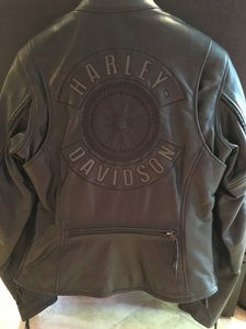 Harley Davidson Leather Leather Jacket