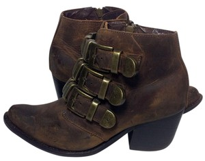 Jeffrey Campbell 10 Biker Women 10 Sudden 10 Brown Boots