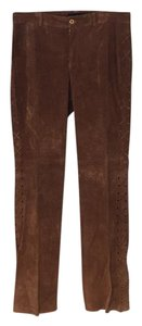 A.B.S. by Allen Schwartz Boot Cut Pants Brown