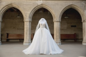Stephen Yearick 14 Wedding Dress