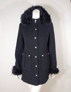 Express Cashmere Wool Pea Coat