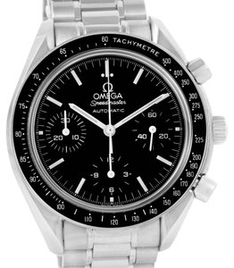 Omega Omega Speedmaster Reduced Sapphire Crystal Watch 3539.50.00 Box Papers