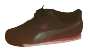 Puma black , pink and white , grey Athletic