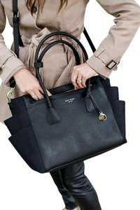 Henri Bendel Black Diaper Bag