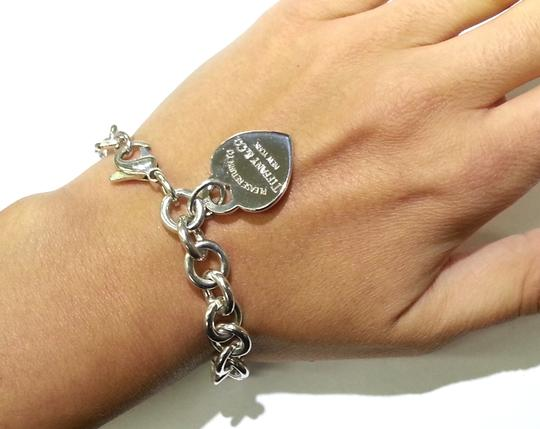 Tiffany Amp Co Return To Tiffany Heart Tag Bracelet