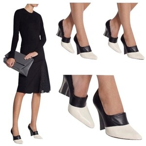 Stella McCartney Two-tone Stella McCartney Black/White Pumps