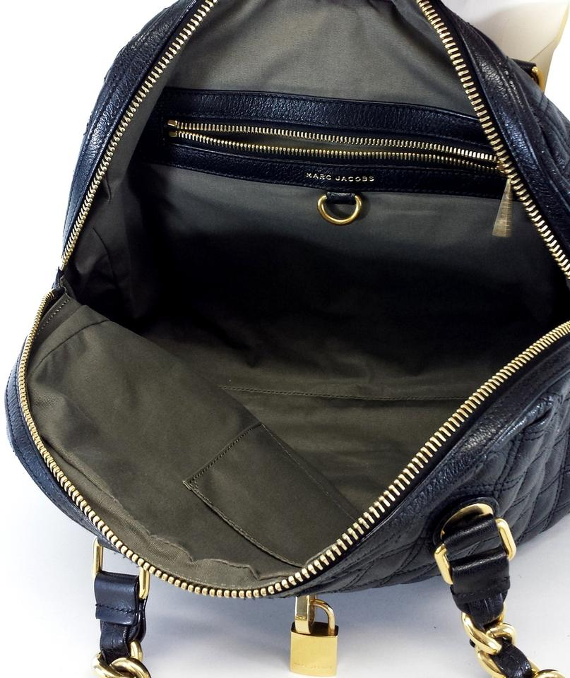 Marc Jacobs Black Leather Large Quilted Hobo Bag - Tradesy : marc jacobs black quilted bag - Adamdwight.com