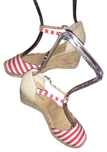 White Mountain Red, ivory Wedges