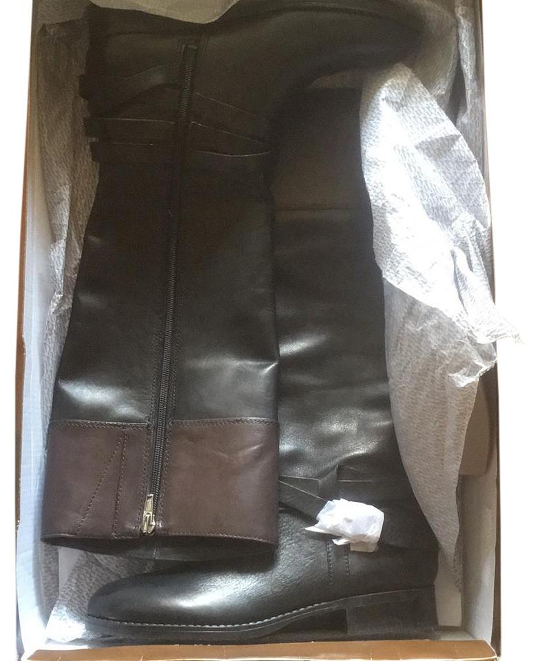 Audrey Boots/Booties Brooke Black and Brown. Boots/Booties Audrey 799241