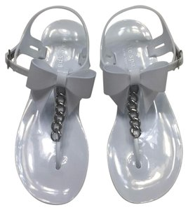 Kate Spade White Sandals