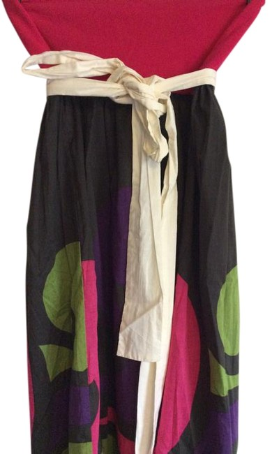 Item - Green and Red Super Cute Skirt Size 12 (L, 32, 33)
