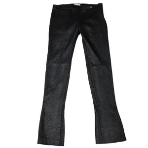 Versace Tom Ford Gucci Louis Vuitton Flare Pants Black