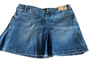 Just Cavalli Mini Skirt Denim