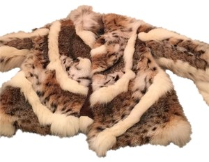 Kay anos chinchilla fur Fur Coat