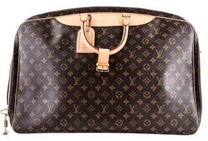 Louis Vuitton Alize Alize Travel Bag
