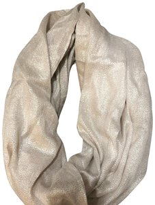 Express Champagne Taupe Wrap Scarf