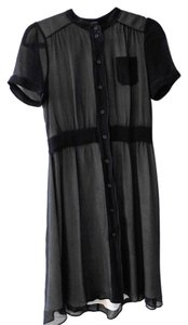 black Maxi Dress by Club Monaco