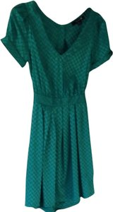 Forever 21 short dress Green on Tradesy