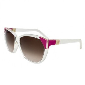 Chloé Chloe Crystal/Fuscia Cat Eye Chloe sunglasses