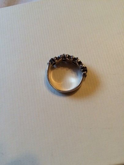 Other Garnet silver 925 ring size 8