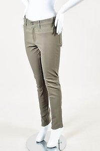 MiH Jeans Leather High Pants