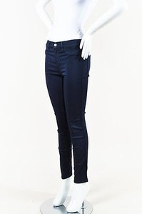 MiH Jeans Neo Navy Stretchy Skinny Jeans
