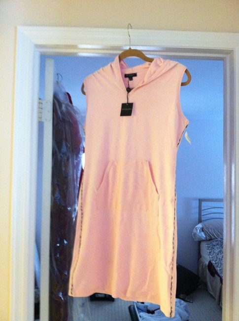 Item - Pink Terry Cover-up/Sarong Size 12 (L)