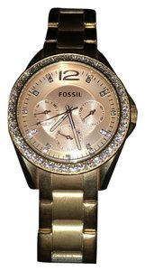 Fossil Rose gold/ gold