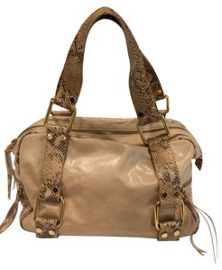 Doncaster Satchel in Beige