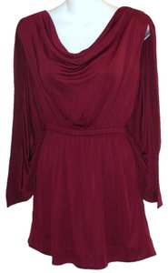 Vionnet Top Red