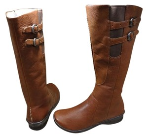 Keen Leather brown Boots