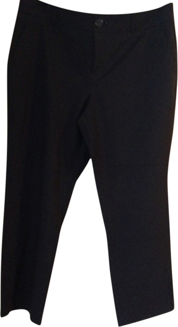 Banana Republic Capris Black