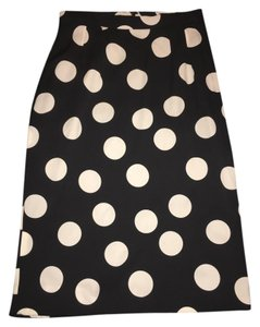 Dolce&Gabbana Pencil Skirt Polkadot