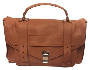Proenza Schouler #ps1 #ps1medium #brown #proenzaps1 #ps1brown Satchel in Dune