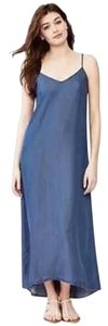 Dark indigo Maxi Dress by Gap