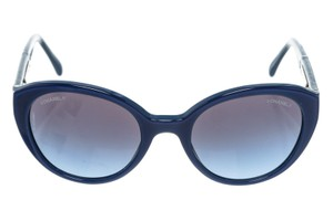 Chanel Chanel Blue Round 1427/S2 Sunglasses