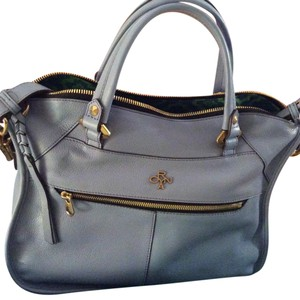 orYANY Satchel in Periwinkle Blue