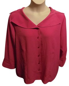 Laura Scott Top Pink
