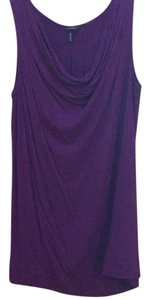 Daisy Fuentes Top Purple