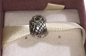 PANDORA PANDORA Discountinued Pineapple Charm Item #790363