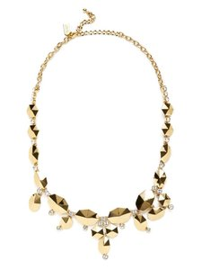 Kate Spade Gold-Tone Asteroid Frontal Necklace WBRU9199